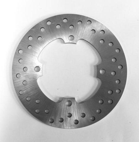Задний тормозной диск для Honda CBR600 RR 03-15, F4i 01-07