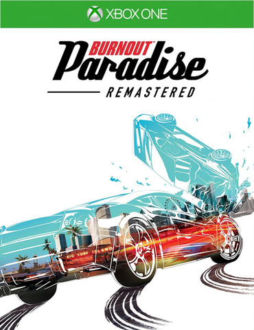 Microsoft Xbox One Burnout Paradise Remastered (русская версия)