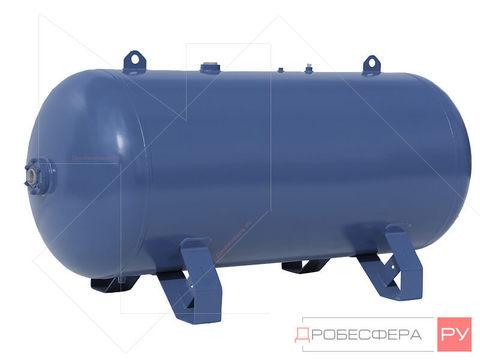 Ресивер для компрессора РГ 500/10 (от -40С до +50С) горизонтальный
