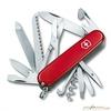 Нож перочинный Victorinox Ranger 91мм 21 функция красный (1.3763) складной нож ontario rat с черной рукоятью серрейторный клинок
