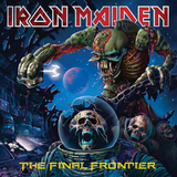 Iron Maiden ‎/ The Final Frontier (CD)