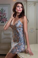 Сорочка женская MIA-MIA Dior ДИОР 15081