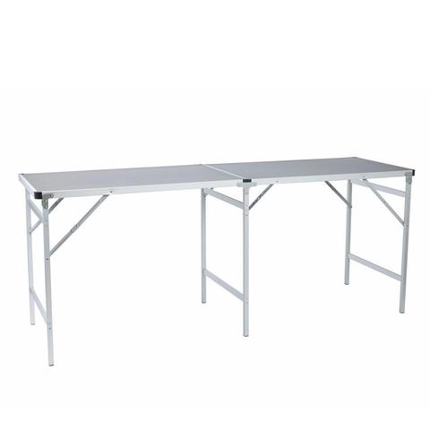 Стол походный Camping World Party Table Grey
