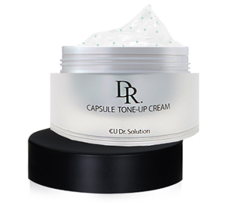 Обновляющий крем CU DR.SOLUTION CAPSULE  TONE-UP CREAM