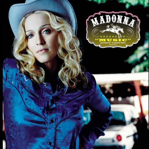 Madonna / Music (CD)