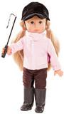 Gotz. Кукла Миа в костюме наездницы