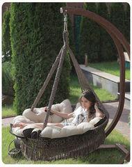 Подвесное кресло качели Arenal с подушками