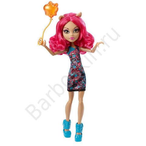 Кукла Monster High Хаулин Вульф (Howleen Wolf) - Школьная ярмарка (Ghoul fair)
