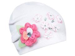 76761-1 шапка детская, белая