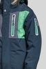 Детская горнолыжная куртка 8848 Altitude New Land 867981 темно-зеленая фото
