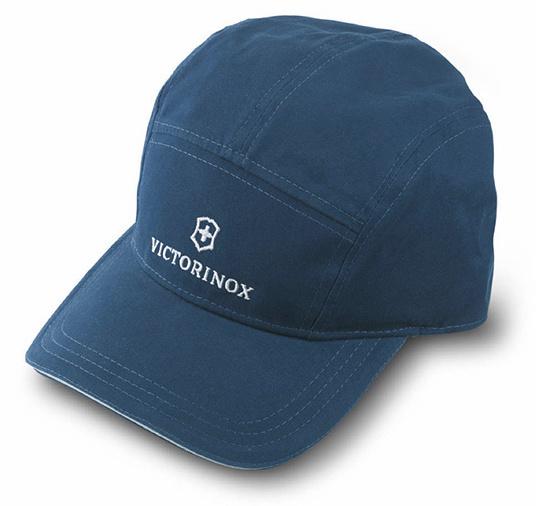 Бейсболка Victorinox синяя (9.6085.22)