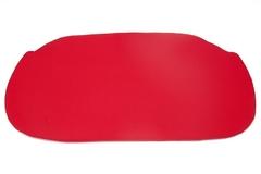 Подушка на скамью Симфония (Symfonie) Красный