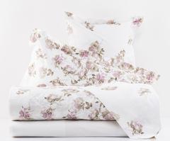 Постельное белье семейное Mirabello Ombre di Rose розовое