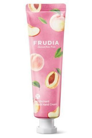 Frudia Squeeze Therapy Peach Hand Cream Фрудиа Крем для рук c персиком 30мл