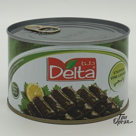 Долма в виноградных листьях Delta, 375 гр