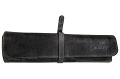 Скрутка для ножей Samura кожаная, цв. хаки