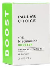 Paula's Choice 10% Niacinamide Booster сыворотка для лица 20 мл