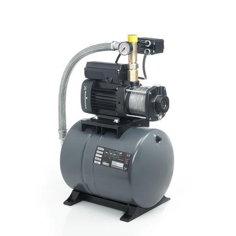 Насосная установка повышения давления CMB 5-37 (бак 60 л)