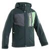 Детская горнолыжная куртка 8848 Altitude New Land 867981 темно-зеленая