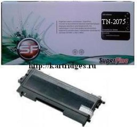 Картридж SuperFine SF-TN-2075