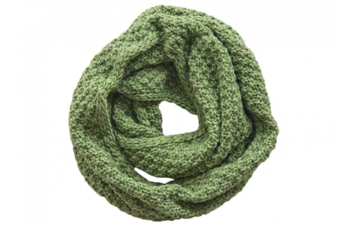 Снуд 0106 SNUDY LARGE YARN ART-1453SC COL-0030