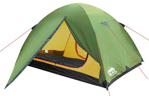 Туристическая палатка KSL Spark 3