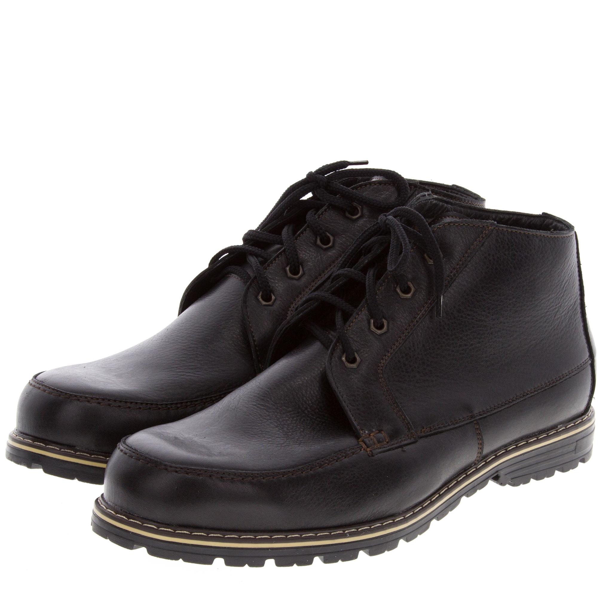 520478 ботинки мужские больших размеров марки Делфино