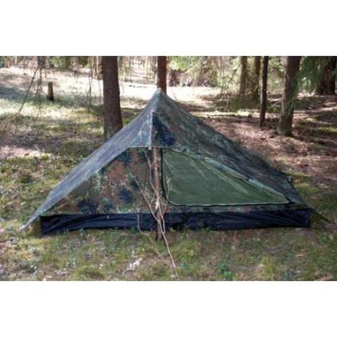 палатка туристическая Tengu Mk 1.01B flecktarn