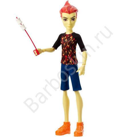 Кукла Monster High Хит Бернс (Heath Burns) - Школьная ярмарка (Ghoul fair)