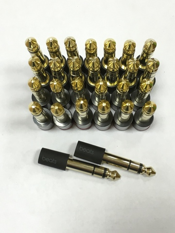 Переходник с 3.5 мм jack на 6.3 мм jack