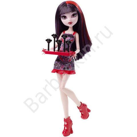 Кукла Monster High Элизабет (Elissabat) - Школьная ярмарка (Ghoul fair)