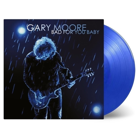 Gary Moore / Bad For You Baby (Coloured Vinyl)(2LP)