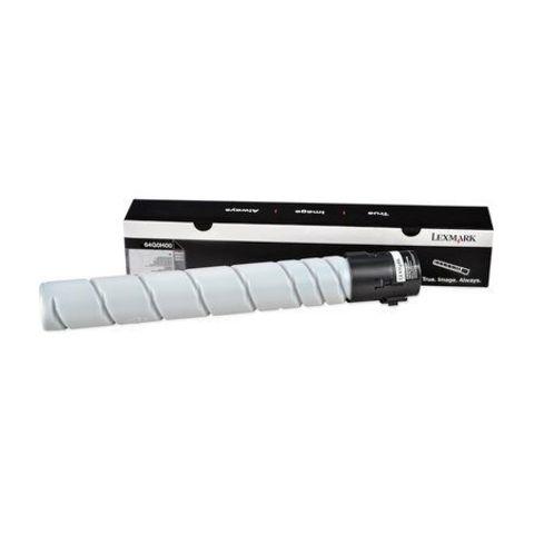 Картридж для принтеров Lexmark MX910/MX911/MX912 черный (black). Ресурс 32500 стр (64G0H00)