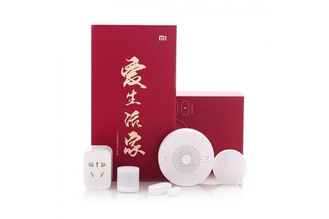 Умный дом Xiaomi Smart Home Security Kit 5 в 1