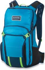 Рюкзак для вело с резервуаром Dakine DRAFTER 18L  BLUE ROCK