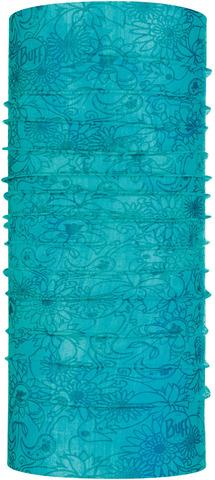 Бандана-труба летняя с защитой от насекомых Buff CoolNet Insect Shield Surya Turquoise
