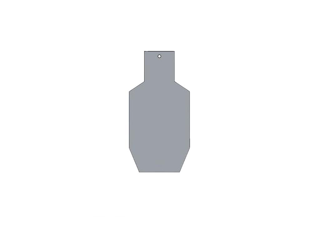 Гонг подвесной метрический АBС (QR 500) Броня