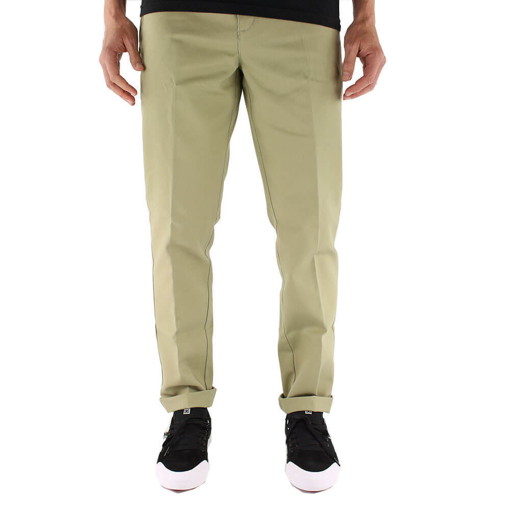 Брюки DICKIES Slim Fit Work Pant Khaki