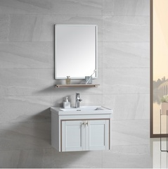 Комплект мебели для ванны River AMALIA  805 BG бежевый