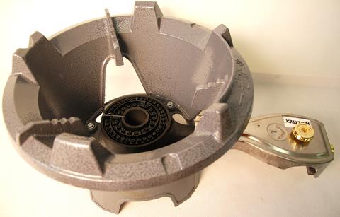 Горелка газовая, Wolmex CGS-30R2, 30кВт