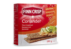 Хлебцы Finn Crisp с кориандром, 180г