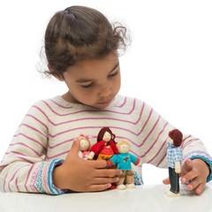 Кукольная семья Le Toy Van