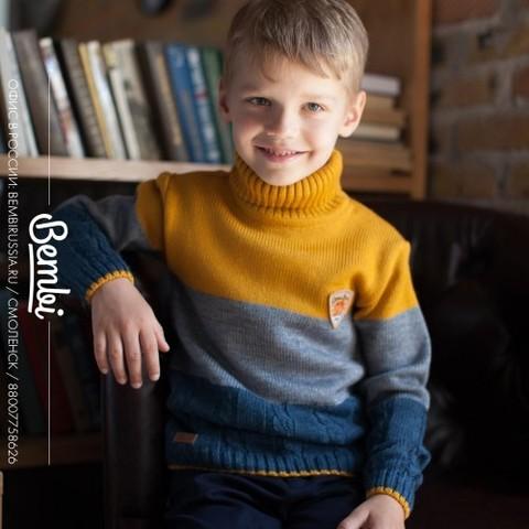 СВ21 Свитер для мальчика