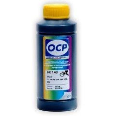 Чернила OCP BK143 Black для картриджей HP 178, 100 мл