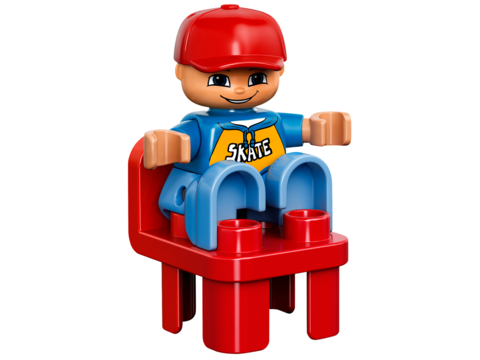 LEGO Duplo: Весёлые каникулы 10618 — Creative Building Box — Лего Дупло