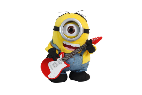 Despicable Me 2 Minion Stuart Guitarist