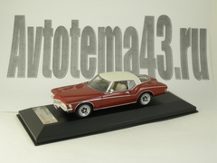 1:43 Buick Riviera Coupe 1972