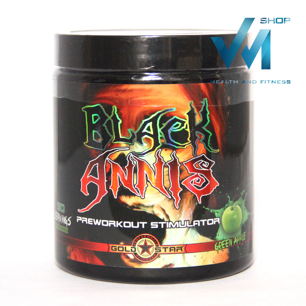 GOLD STAR BLACK ANNIS EXTREME 25 SERV
