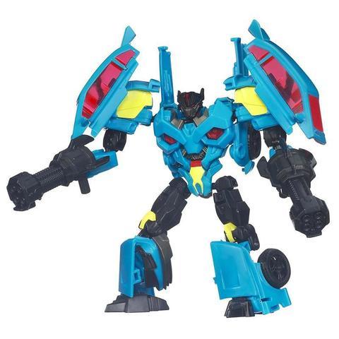 Робот-Трансформер Рамбл (Rumble) Делюкс класс - Трансформеры Прайм, Hasbro