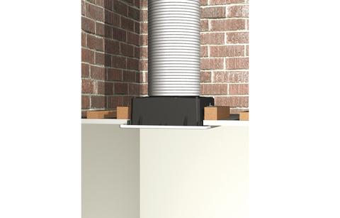 Вентилятор реверсивный Vortice Vario 150/6 ARI LL S с автоматическими жалюзи